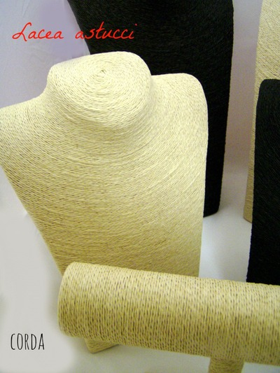 amazon vestibilità classica a prezzi ragionevoli COLLI CORDA - Lacea Packaging